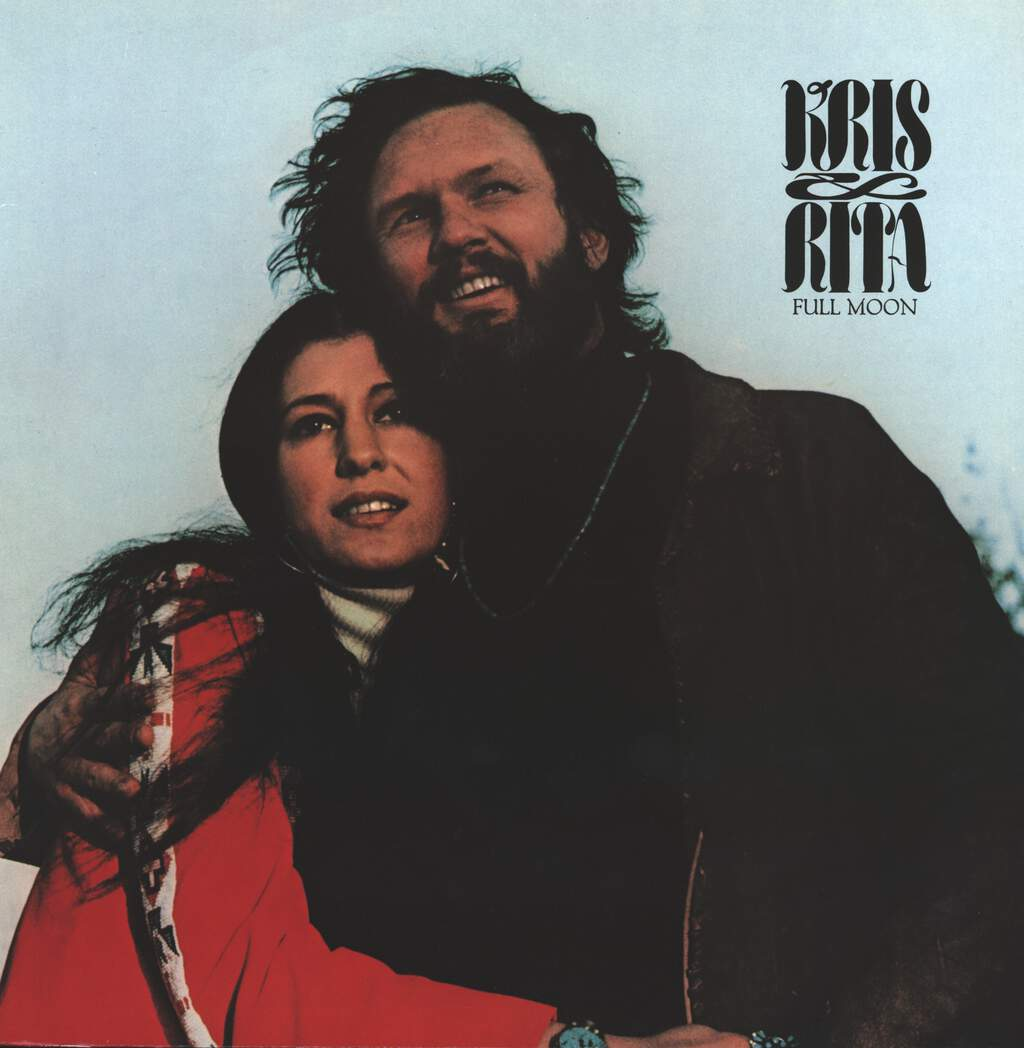 Kris Kristofferson & Rita Coolidge: Full Moon, LP (Vinyl)