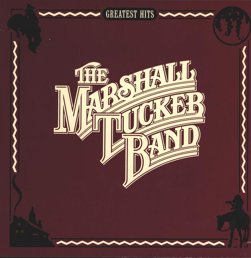 The Marshall Tucker Band: Greatest Hits, LP (Vinyl)