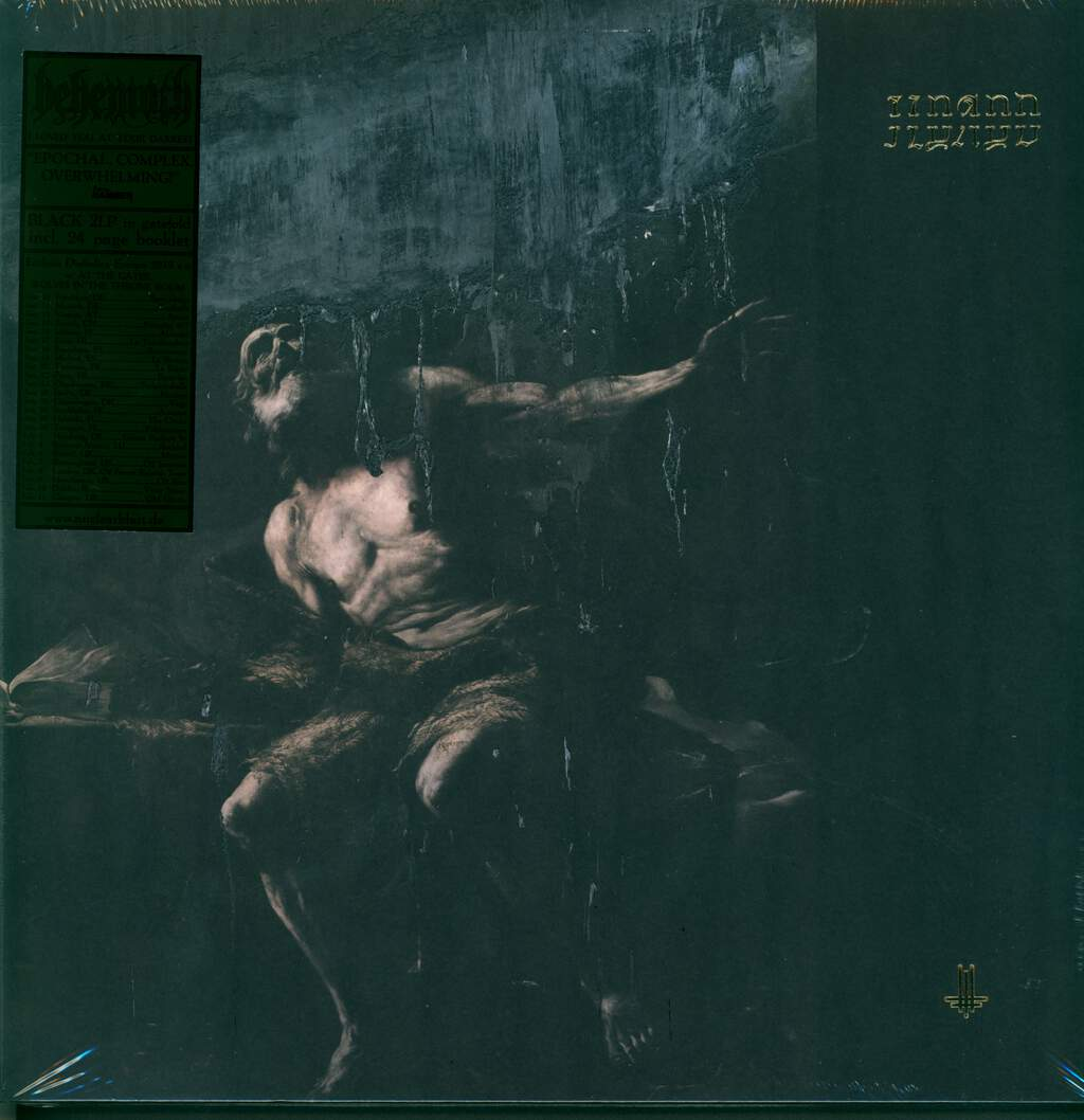 Behemoth: I Loved You At Your Darkest, 2×LP (Vinyl)