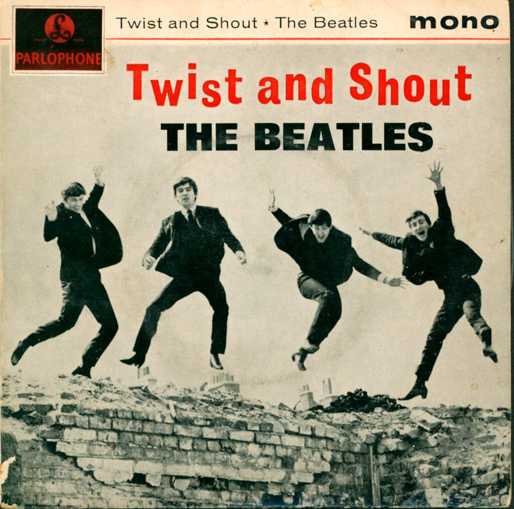 "The Beatles: Twist And Shout, 7"" Single (Vinyl)"