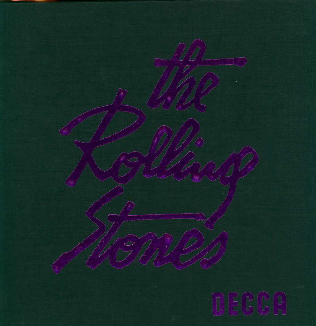 The Rolling Stones: The Rolling Stones, Box Vinyl