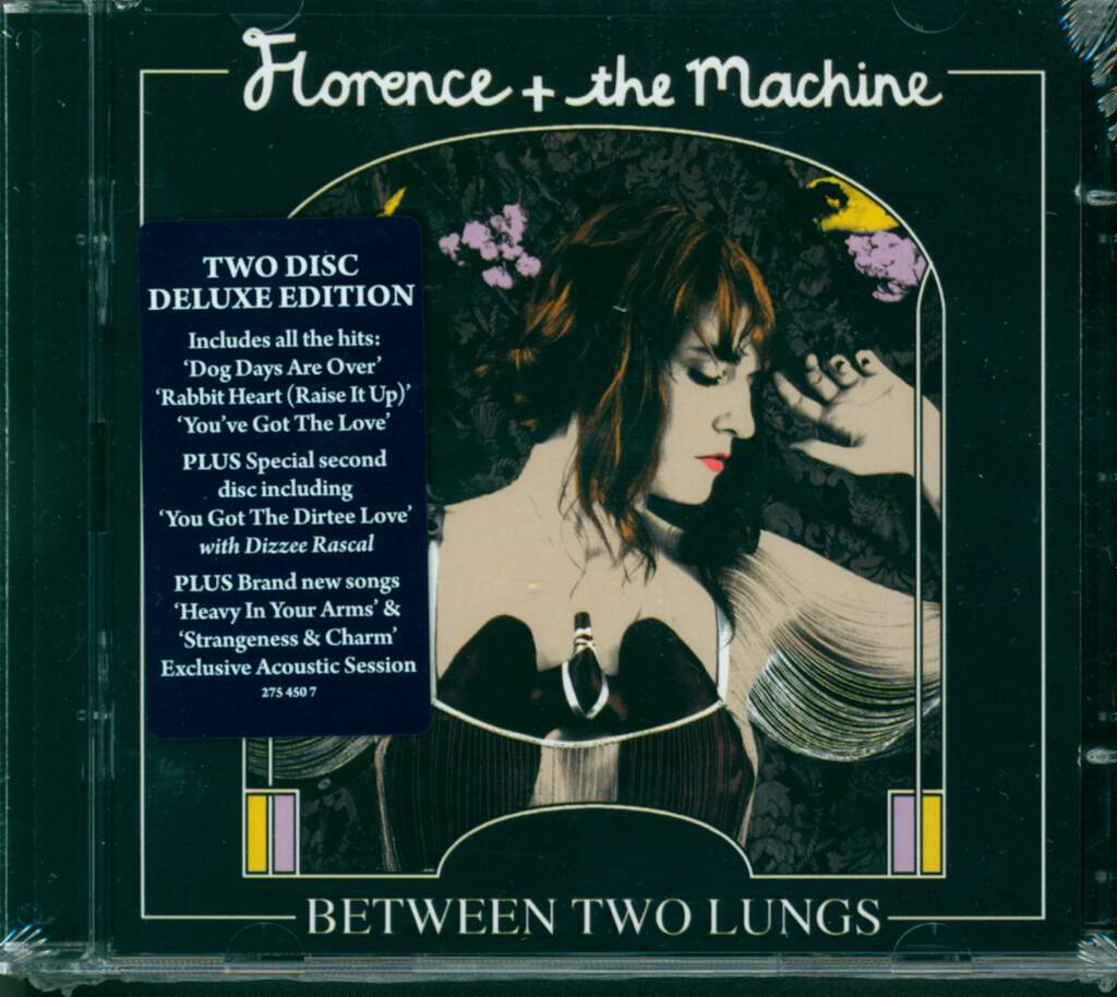Florence And The Machine: Between Two Lungs, CD