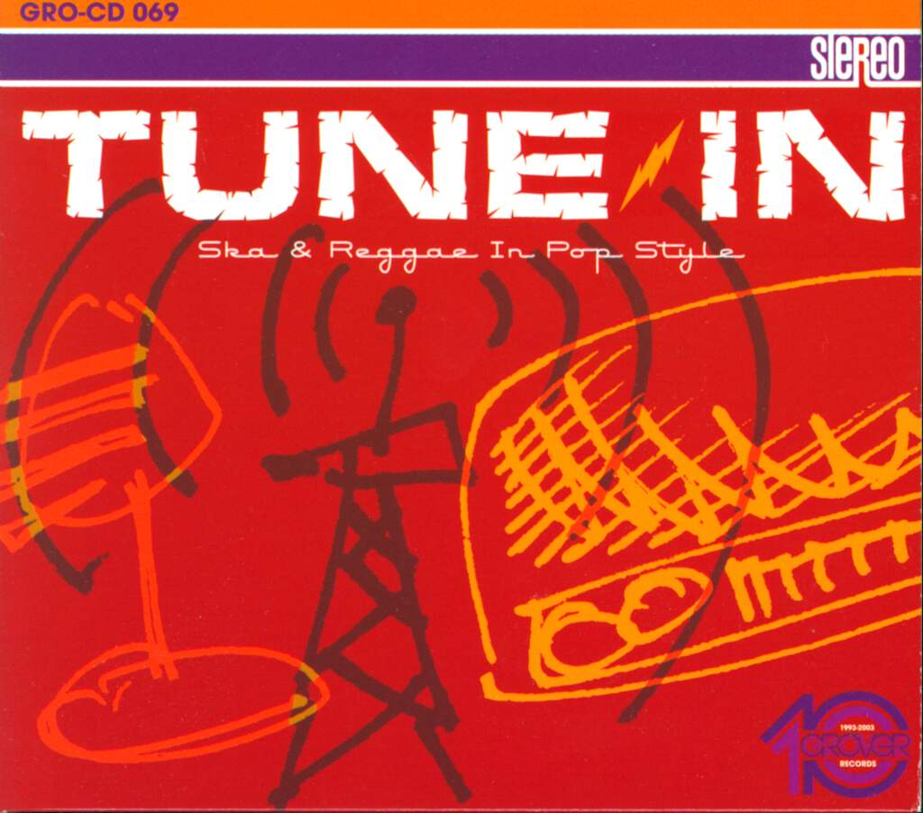 Various: Tune In  Ska & Reggae In Pop Style, CD
