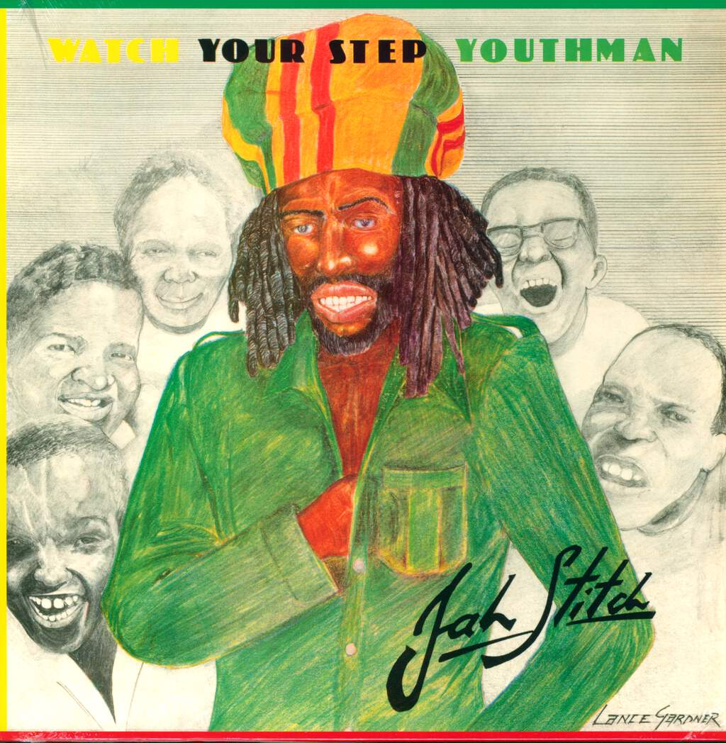Jah Stitch: Watch Your Step Youthman, LP (Vinyl)