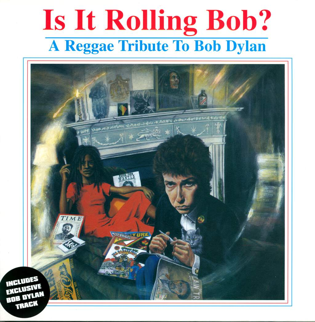 Various: Is It Rolling Bob? - A Reggae Tribute To Bob Dylan, LP (Vinyl)
