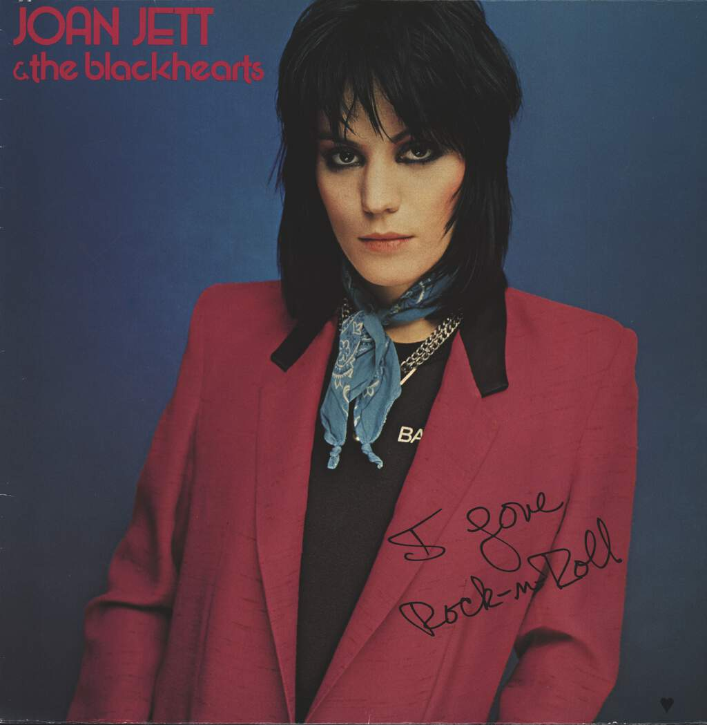 Joan Jett & The Blackhearts: I Love Rock 'N Roll, LP (Vinyl)