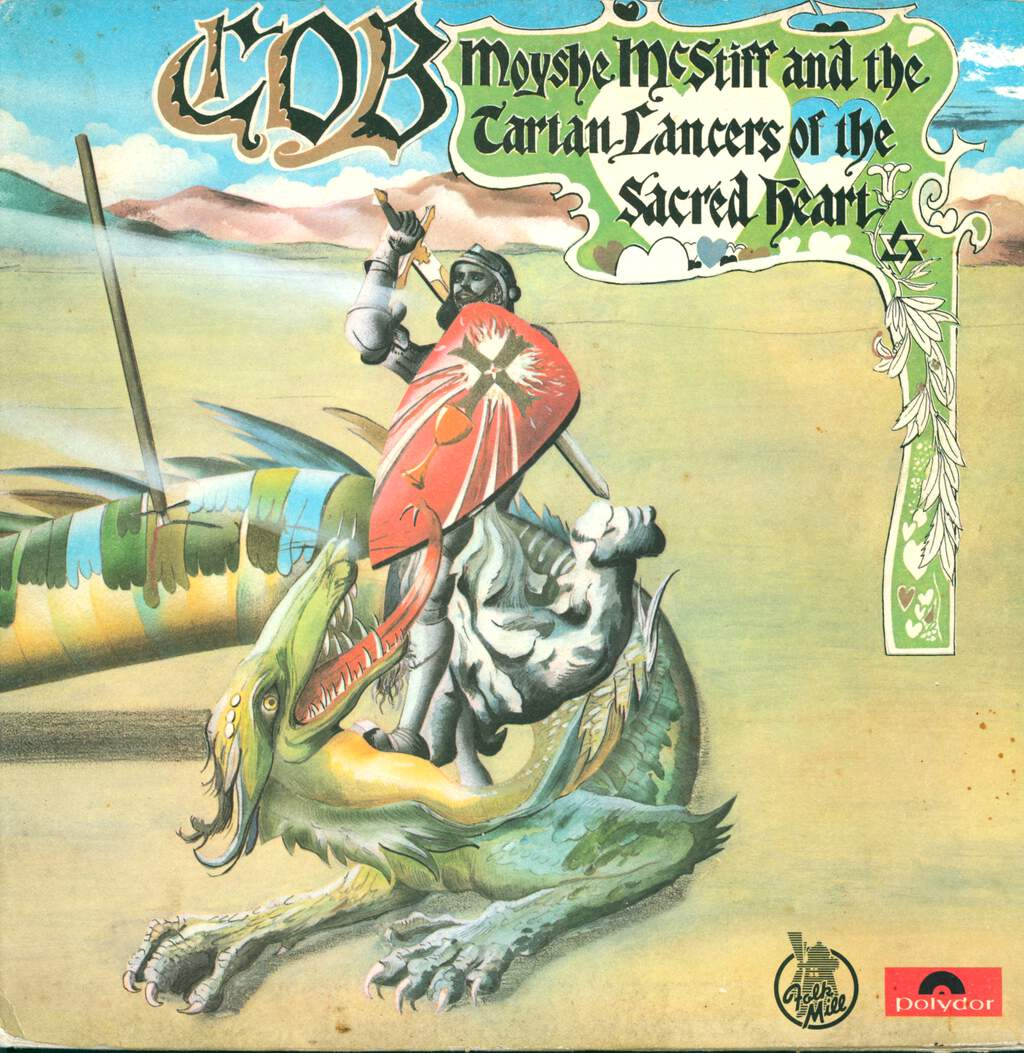C.O.B.: Moyshe McStiff And The Tartan Lancers Of The Sacred Heart, LP (Vinyl)