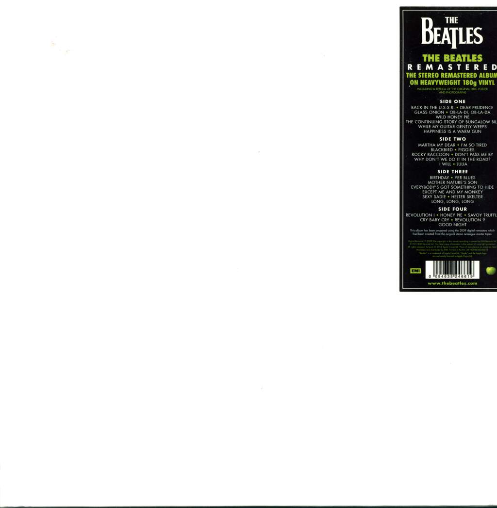 The Beatles: The Beatles, LP (Vinyl)
