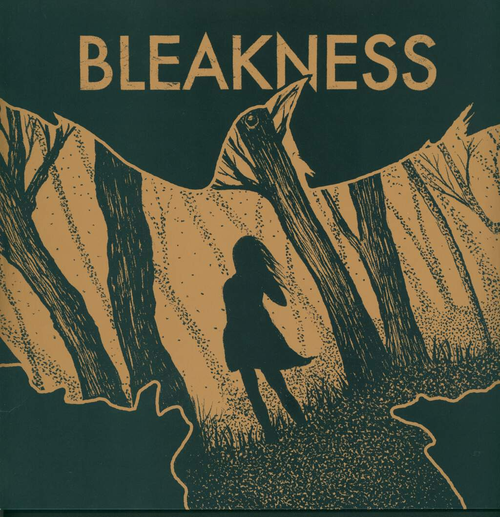 "Bleakness: Frozen Refuge E.P., 12"" Maxi Single (Vinyl)"
