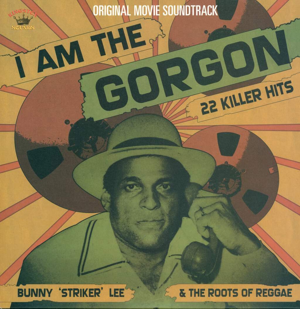 "Bunny Lee: I Am The Gorgon (Bunny ""Striker"" Lee & The Roots Of Reggae), LP (Vinyl)"
