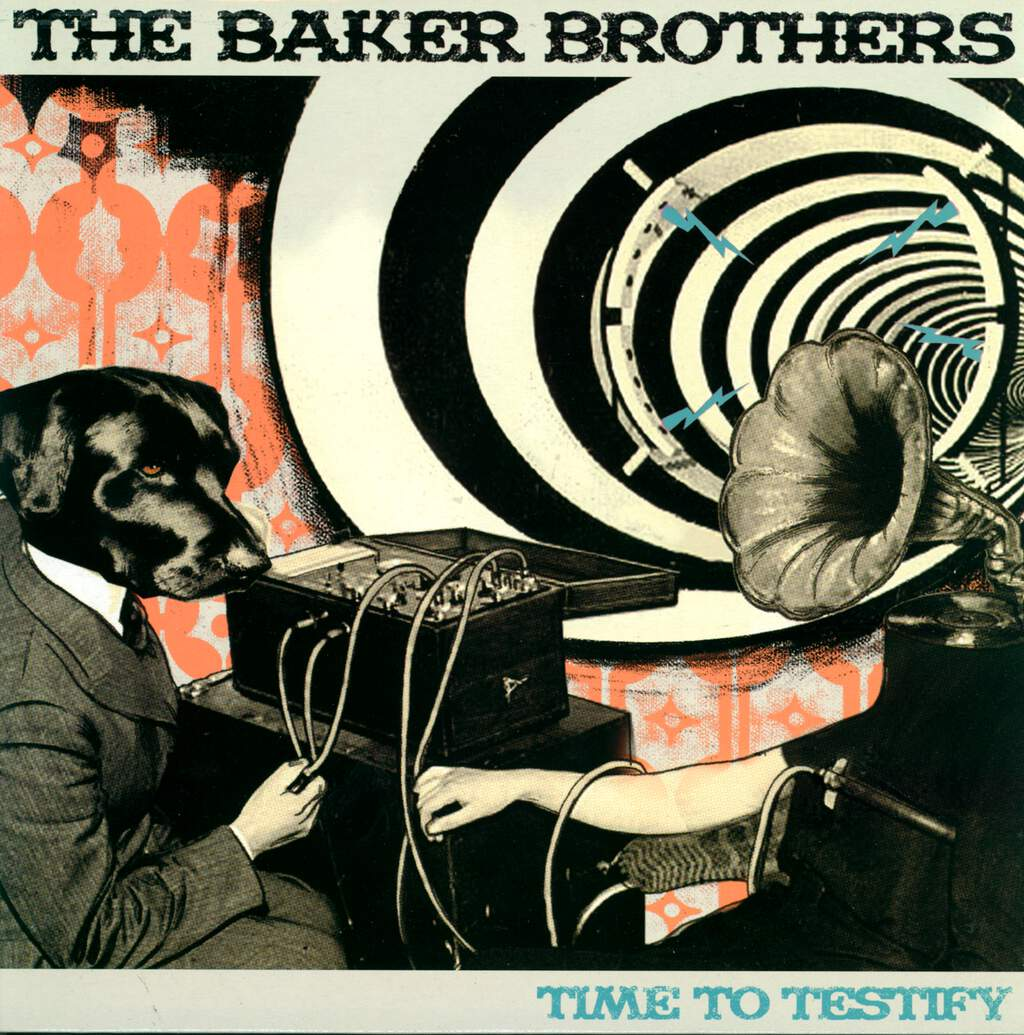 The Baker Brothers: Time To Testify, LP (Vinyl)
