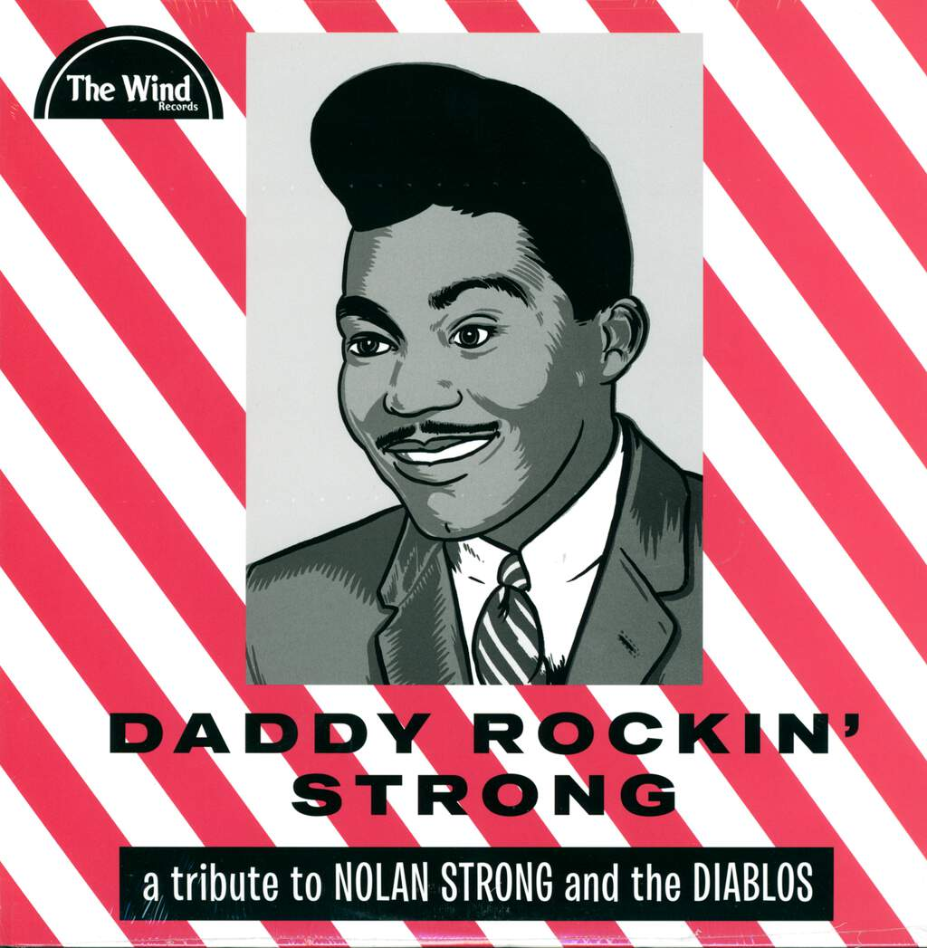 Various: Daddy Rockin' Strong, LP (Vinyl)