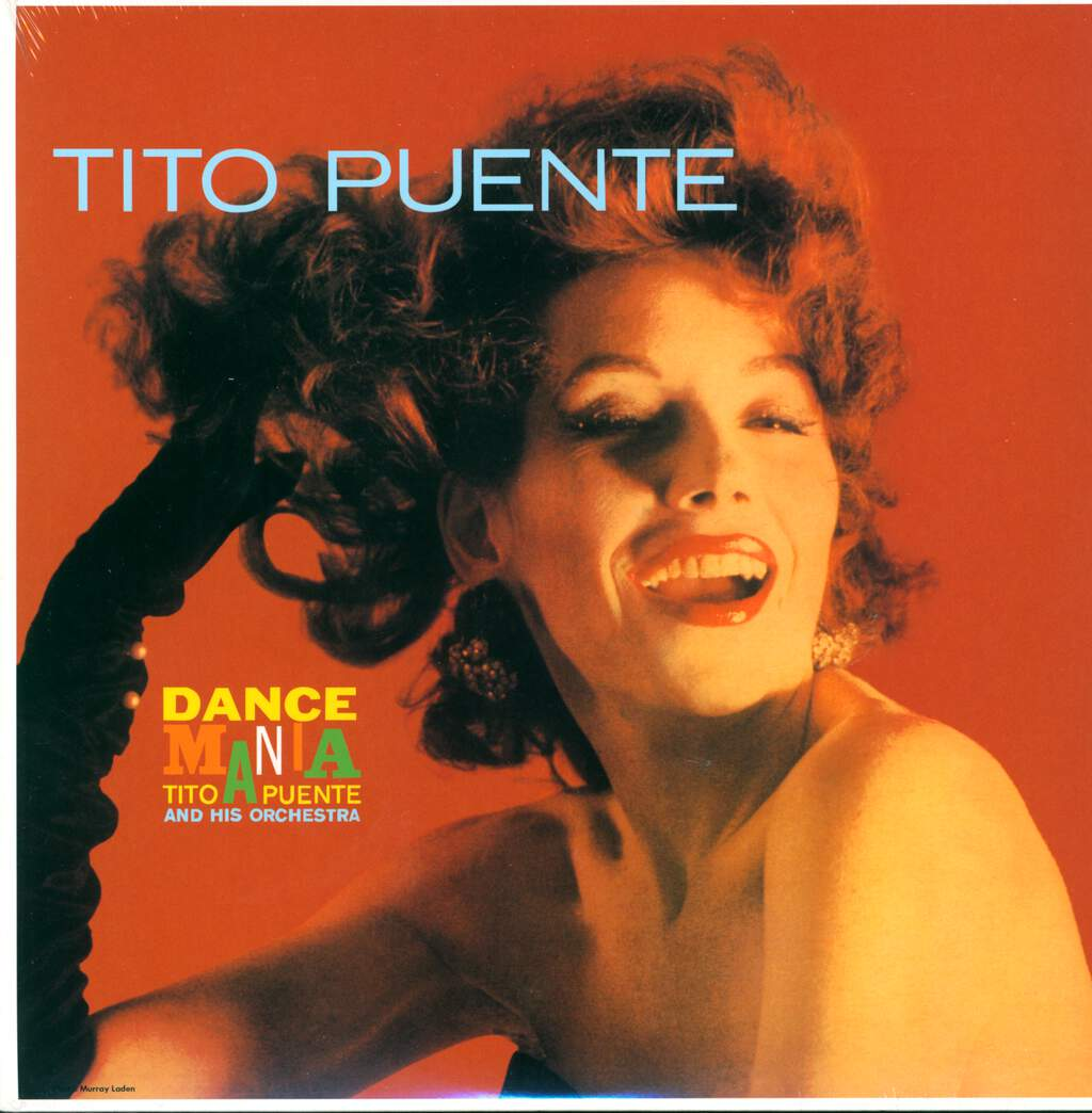 Tito Puente And His Orchestra: Dance Mania, LP (Vinyl)