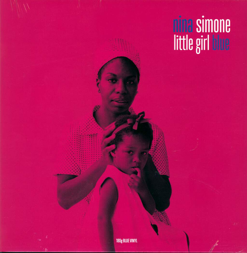 Nina Simone: Little Girl Blue, LP (Vinyl)