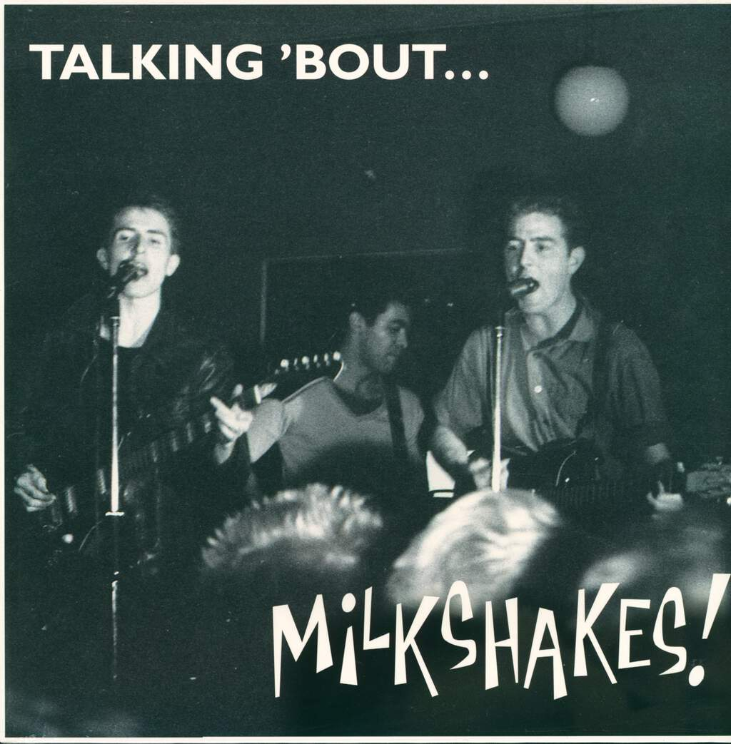 Micky Hampshire: Talking 'Bout... Milkshakes!, LP (Vinyl)