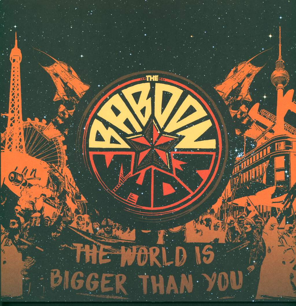 The Baboon Show: The World Is Bigger Than You, LP (Vinyl)