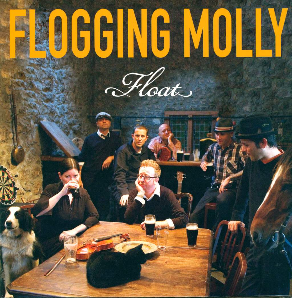 Flogging Molly: Float, LP (Vinyl)