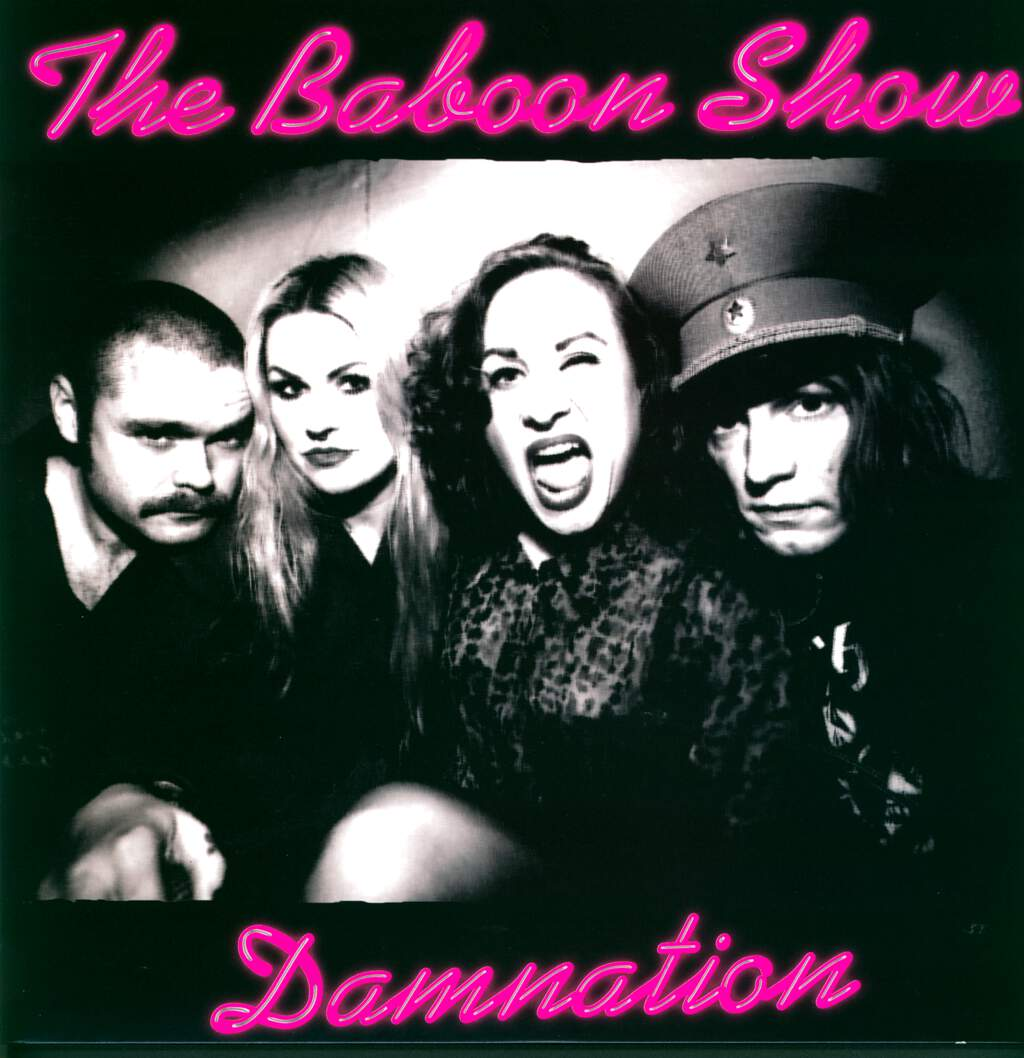 The Baboon Show: Damnation, LP (Vinyl)
