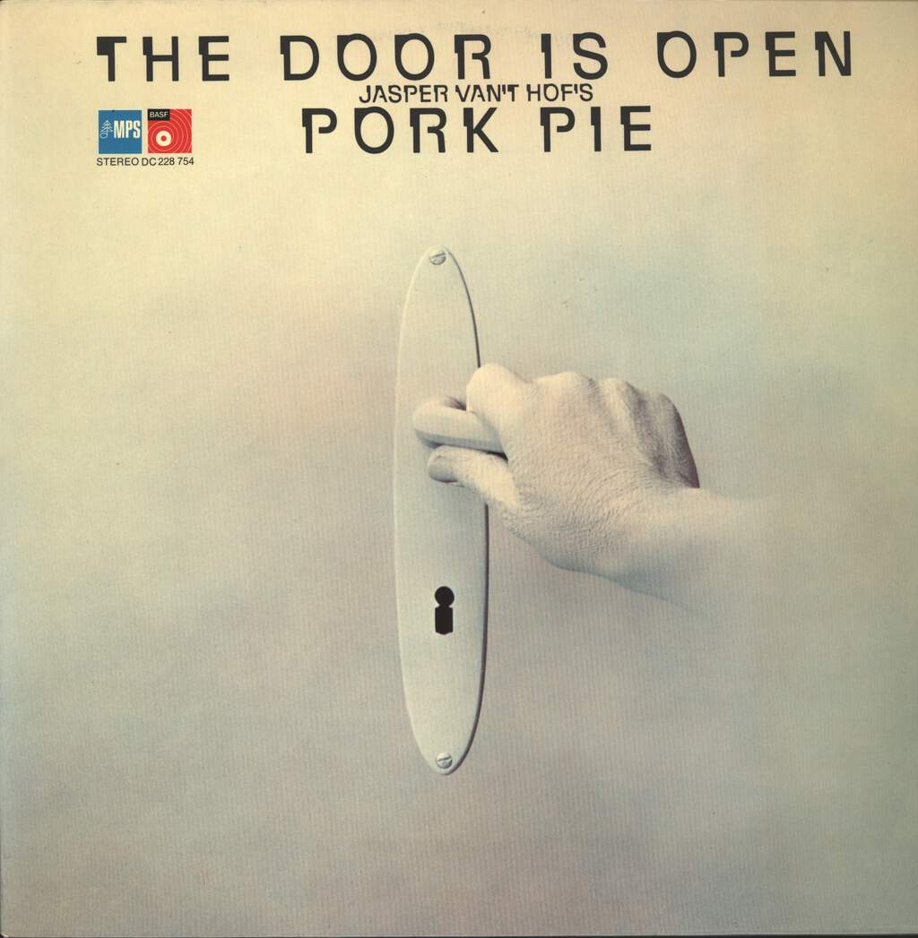 Pork Pie: The Door Is Open, LP (Vinyl)