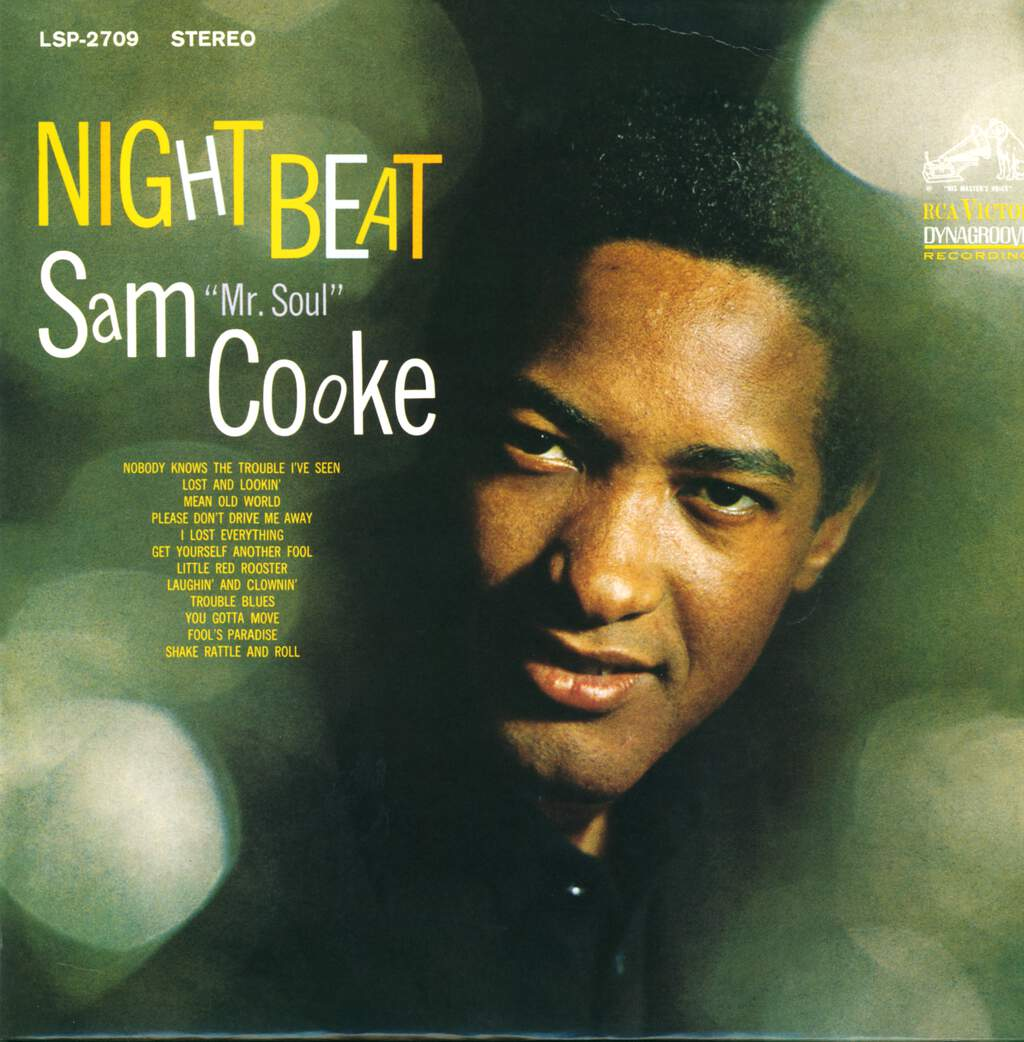 Sam Cooke: Night Beat, LP (Vinyl)
