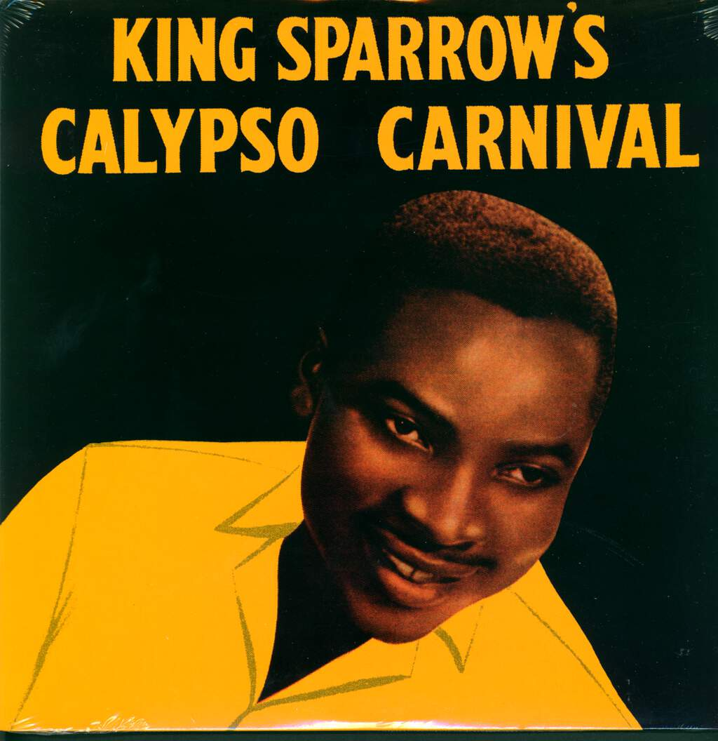 Mighty Sparrow: King Sparrow's Calypso Carnival, LP (Vinyl)
