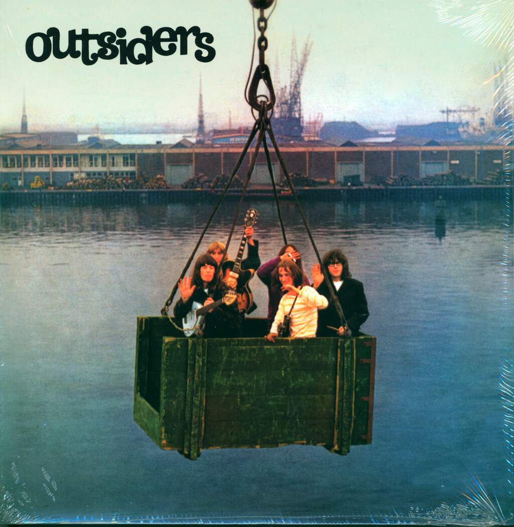 The Outsiders: Outsiders, LP (Vinyl)