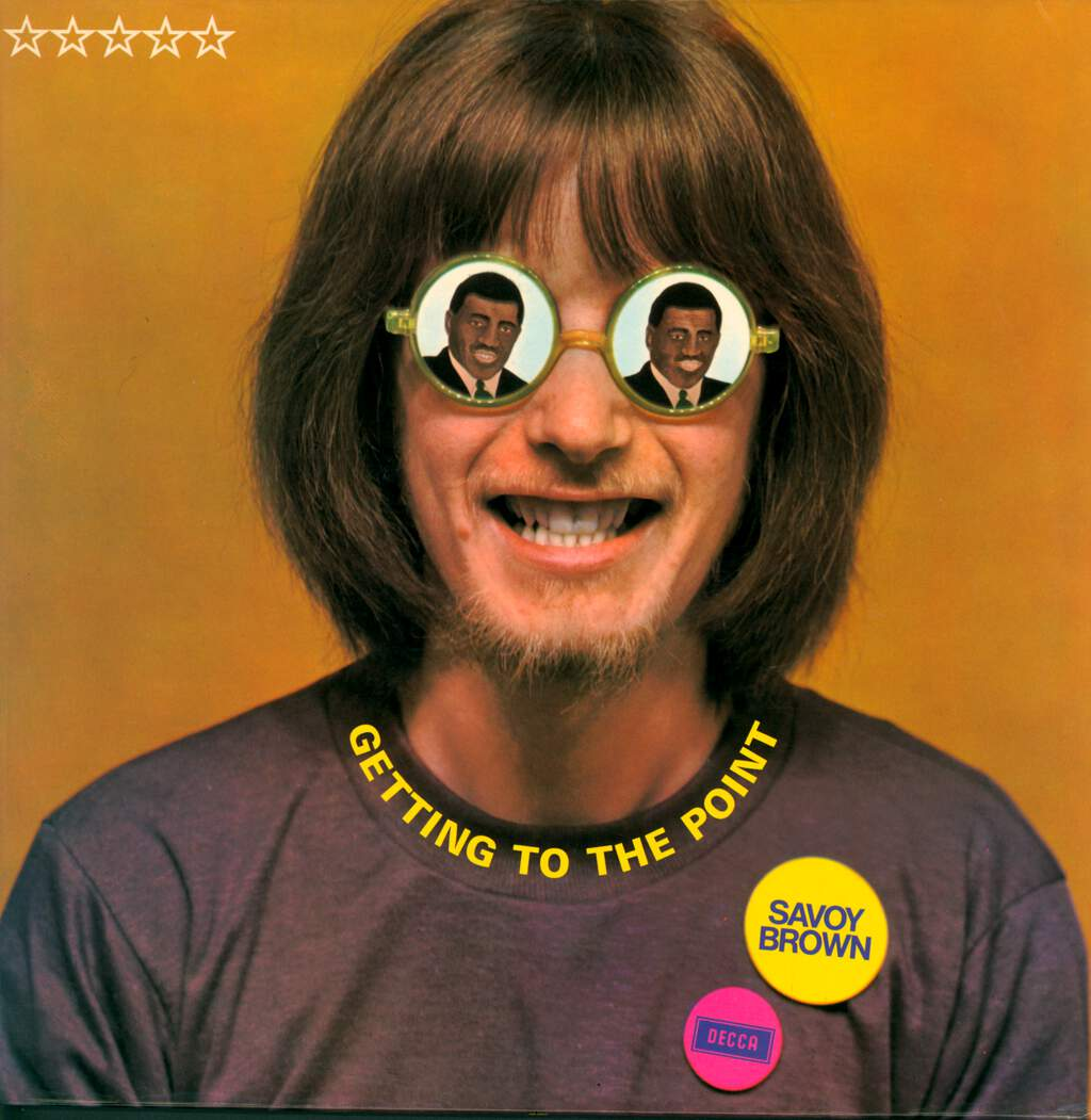 Savoy Brown: Getting To The Point, LP (Vinyl)