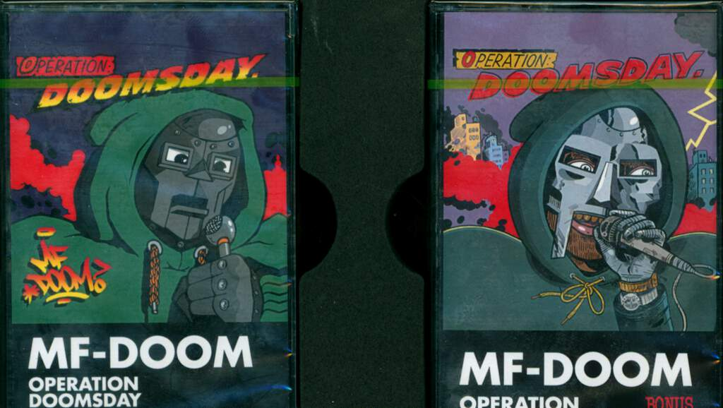 Mf Doom: Operation Doomsday, Compact Cassette