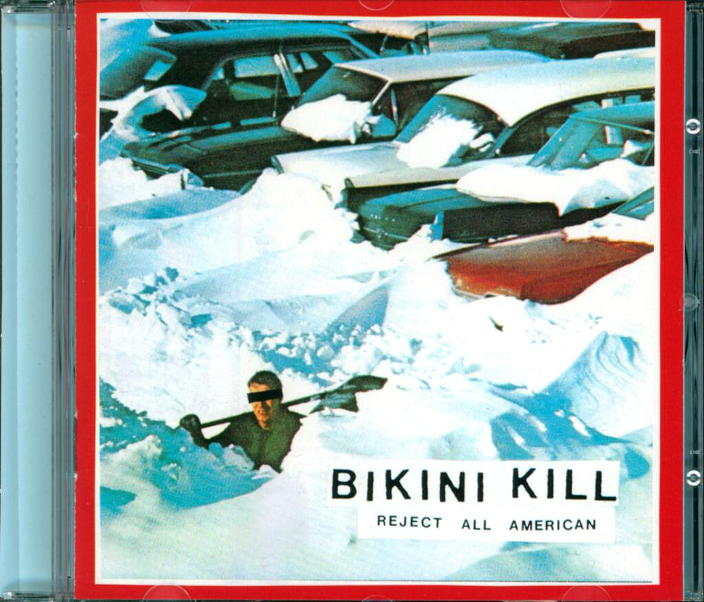 Bikini Kill: Reject All American, CD