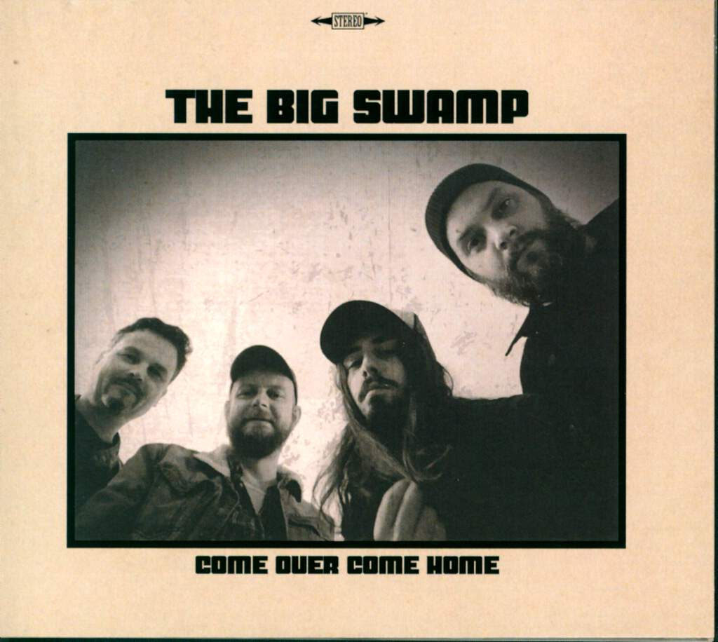 The Big Swamp: Come Over Come Home, CD
