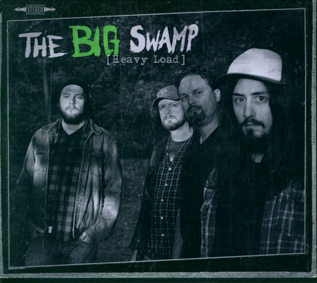 The Big Swamp: Heavy Load, CD