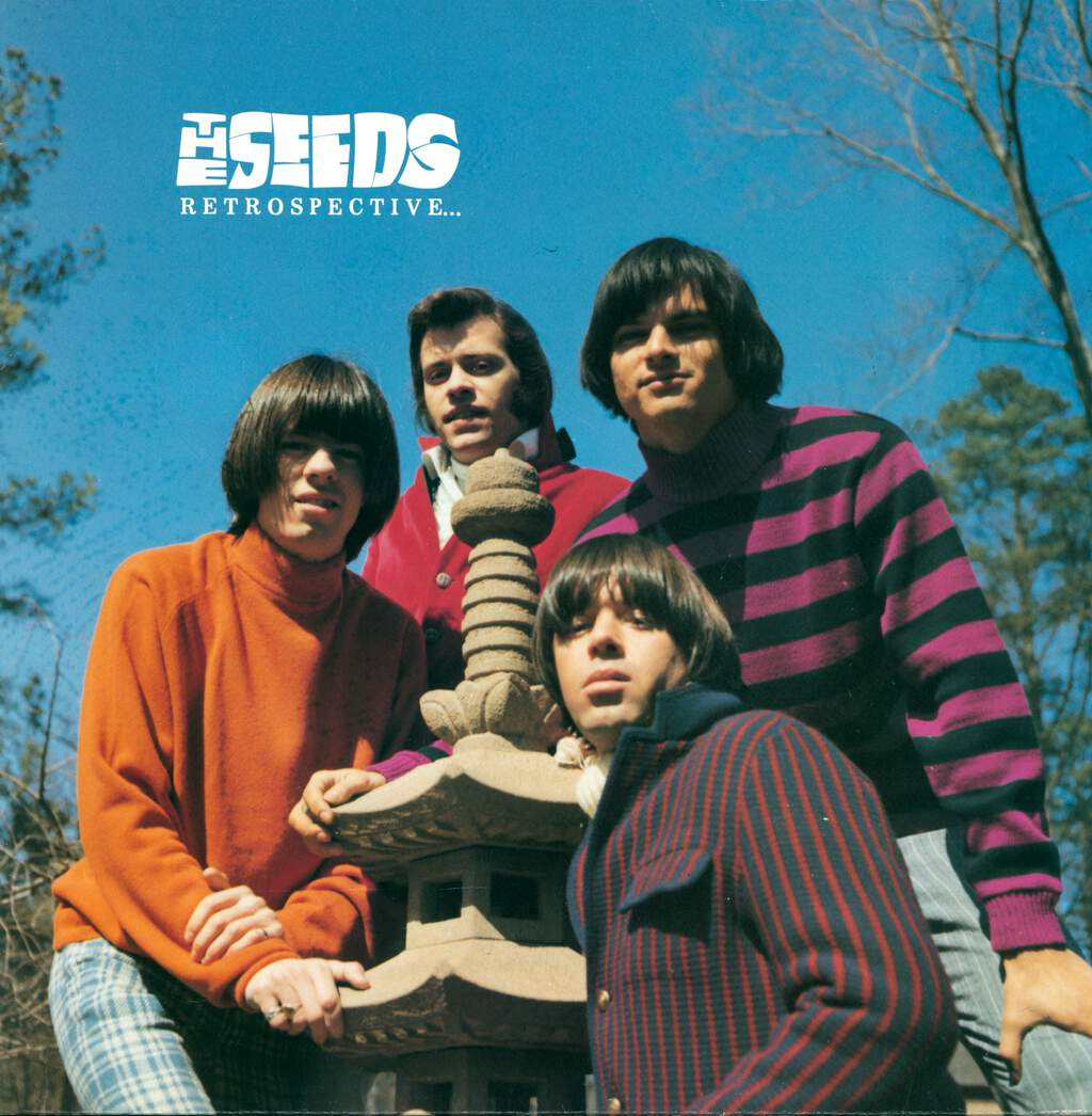 The Seeds: A Retrospective..., LP (Vinyl)