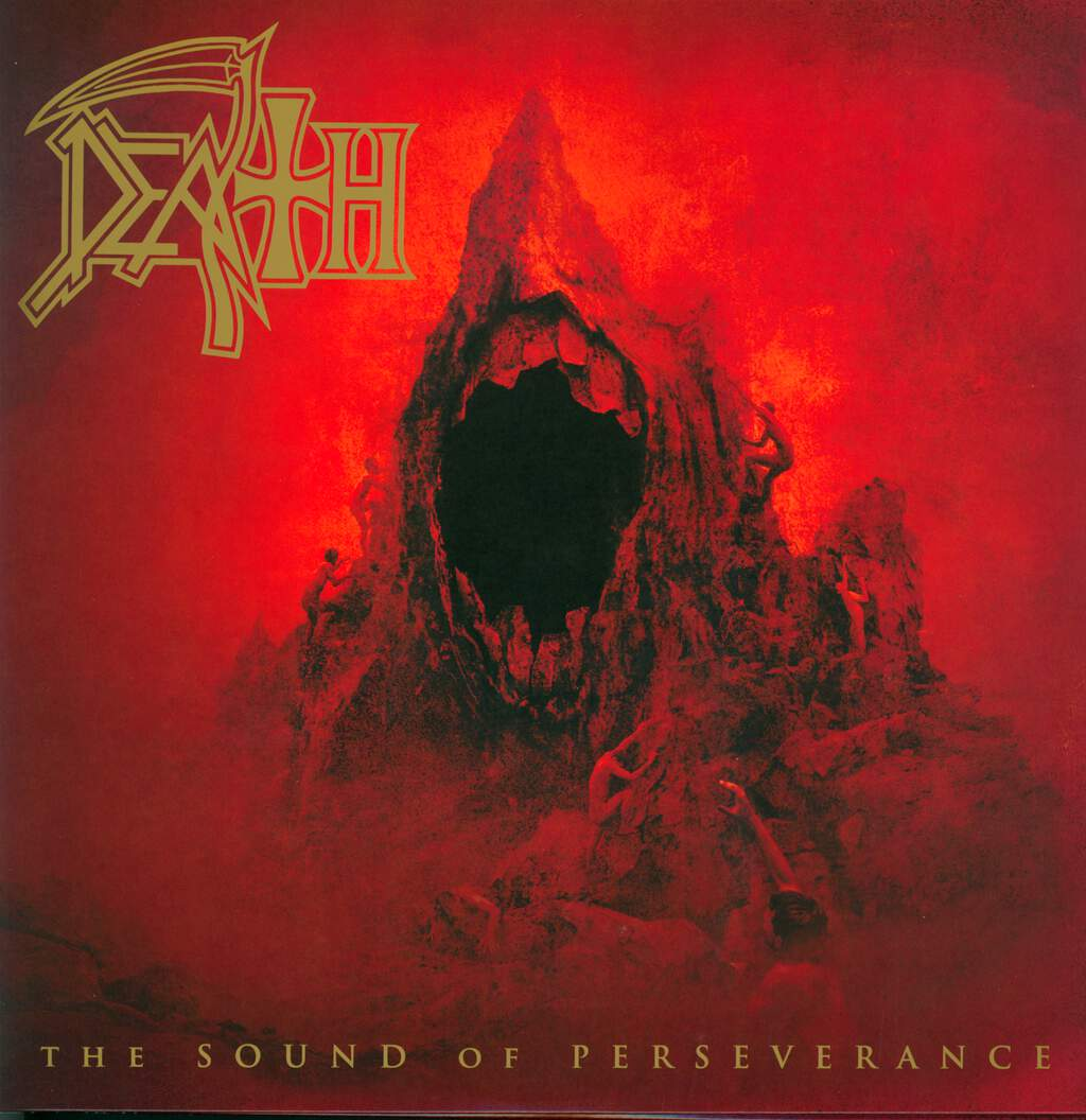 Death: The Sound Of Perseverance, LP (Vinyl)