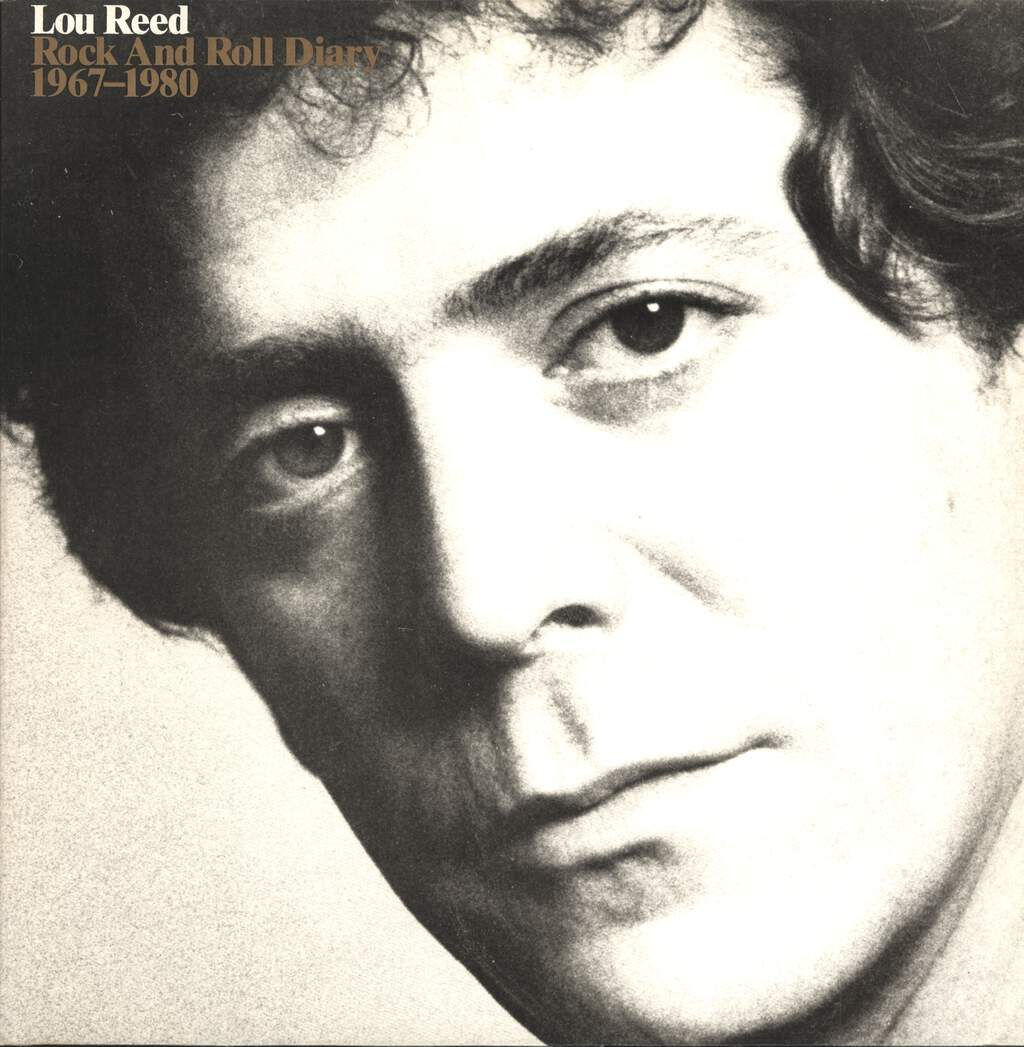Lou Reed: Rock And Roll Diary 1967-1980, LP (Vinyl)