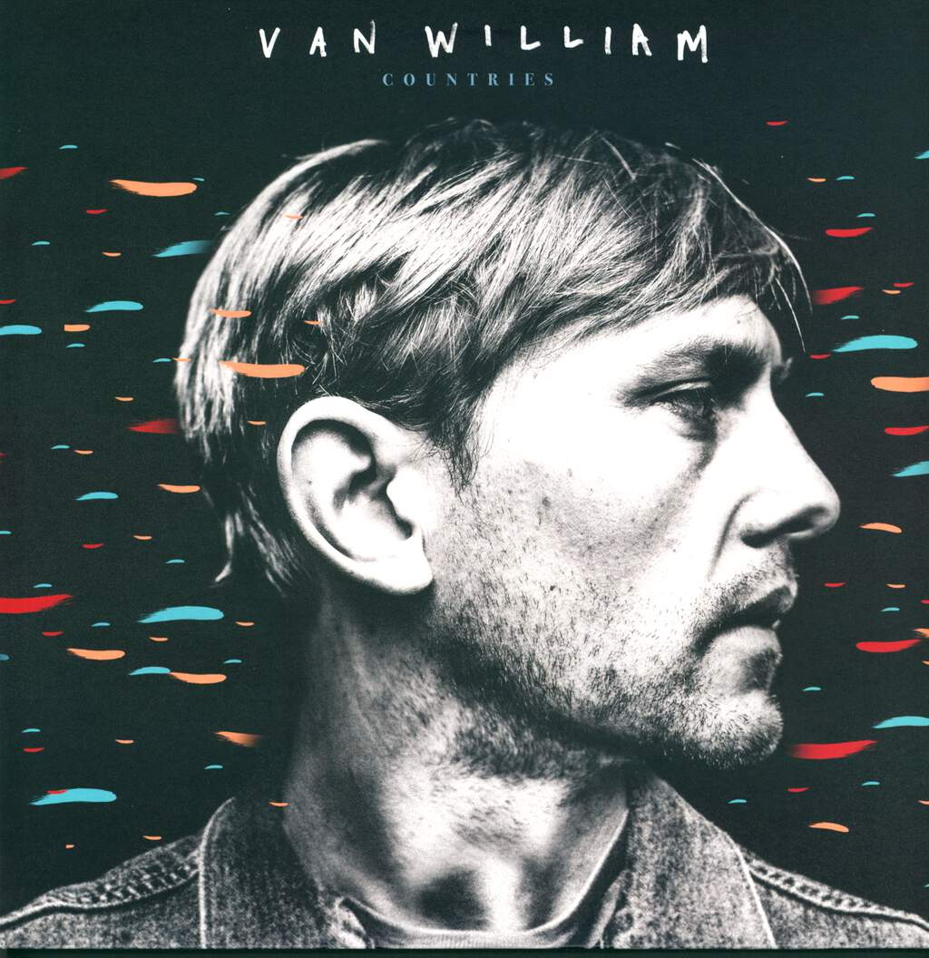 Van William: Countries, LP (Vinyl)