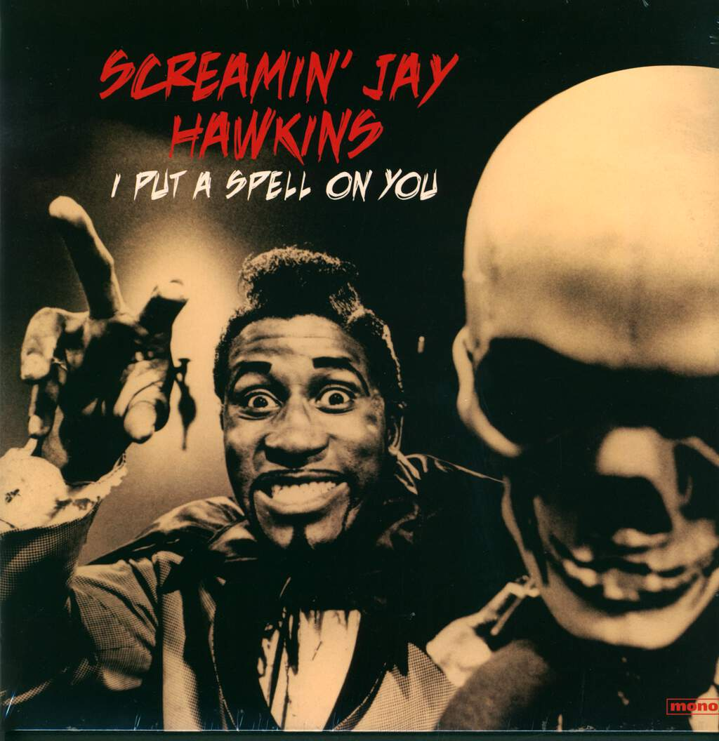 Screamin'jay Hawkins: I Put A Spell On You, LP (Vinyl)