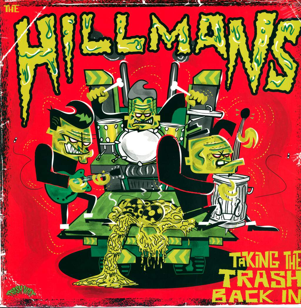 The Hillmans: Taking The Trash Back In, LP (Vinyl)