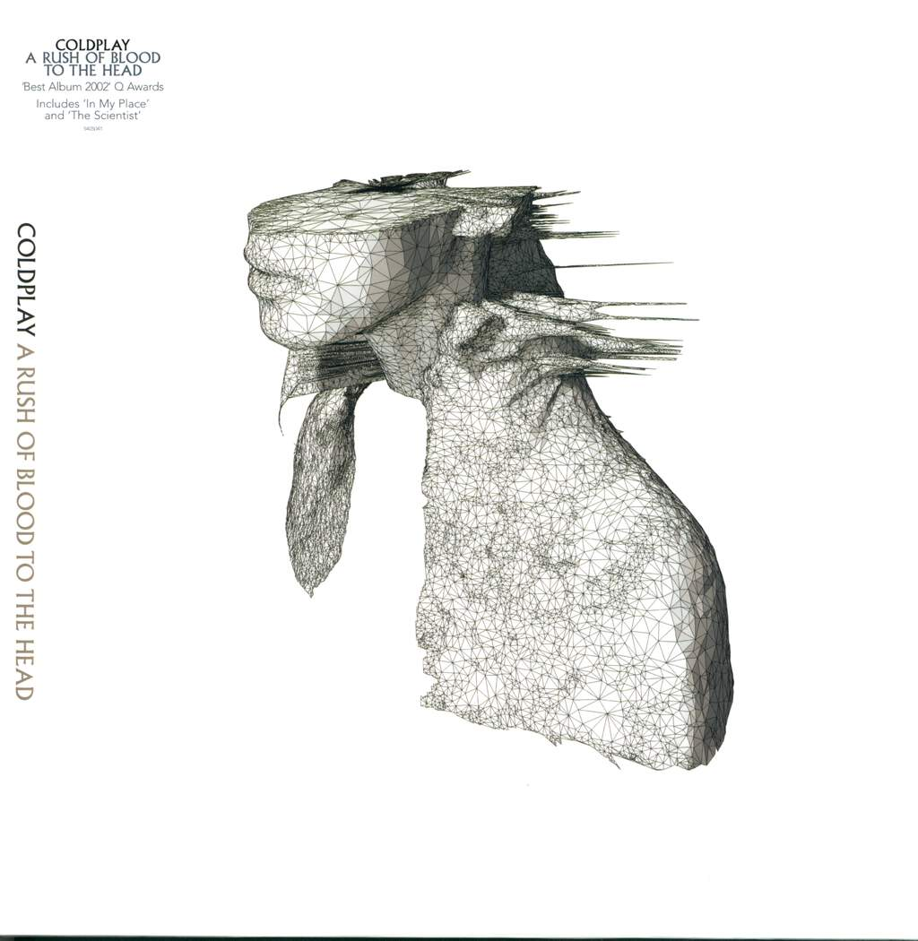 Coldplay: A Rush Of Blood To The Head, LP (Vinyl)