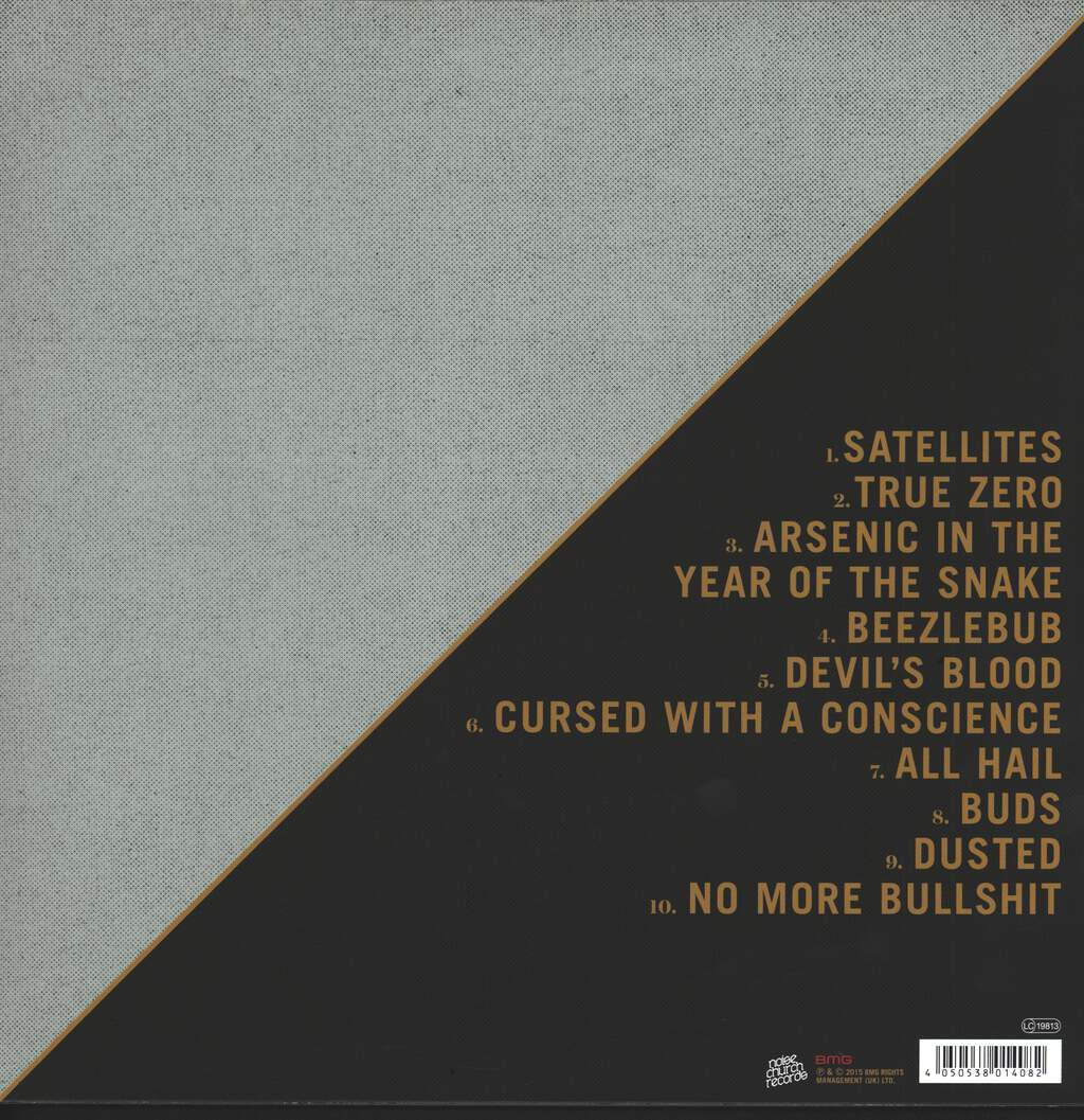 Cancer Bats: Searching For Zero, LP (Vinyl)