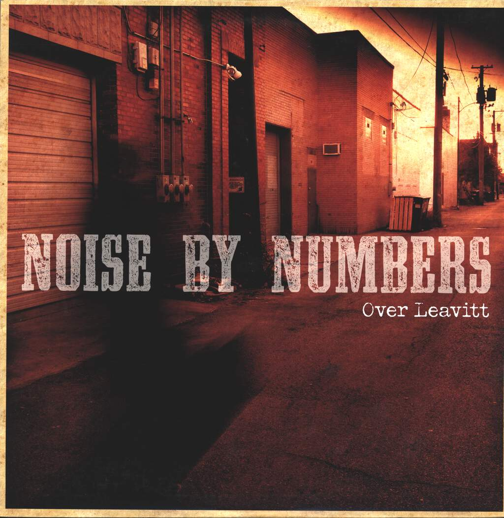 Noise By Numbers: Over Leavitt, LP (Vinyl)