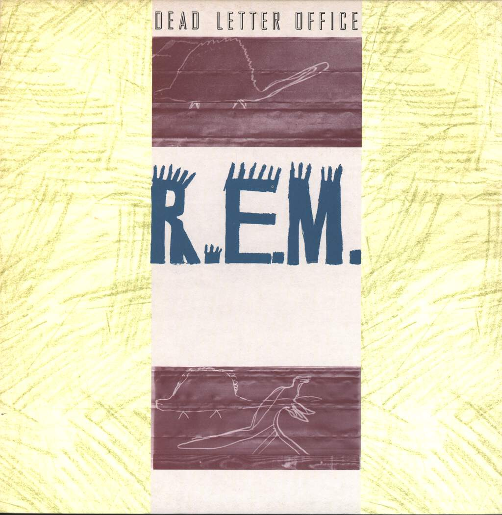 R.E.M.: Dead Letter Office, LP (Vinyl)
