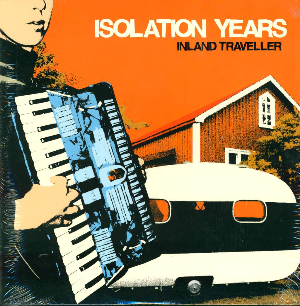 Isolation Years: Inland Traveller, LP (Vinyl)