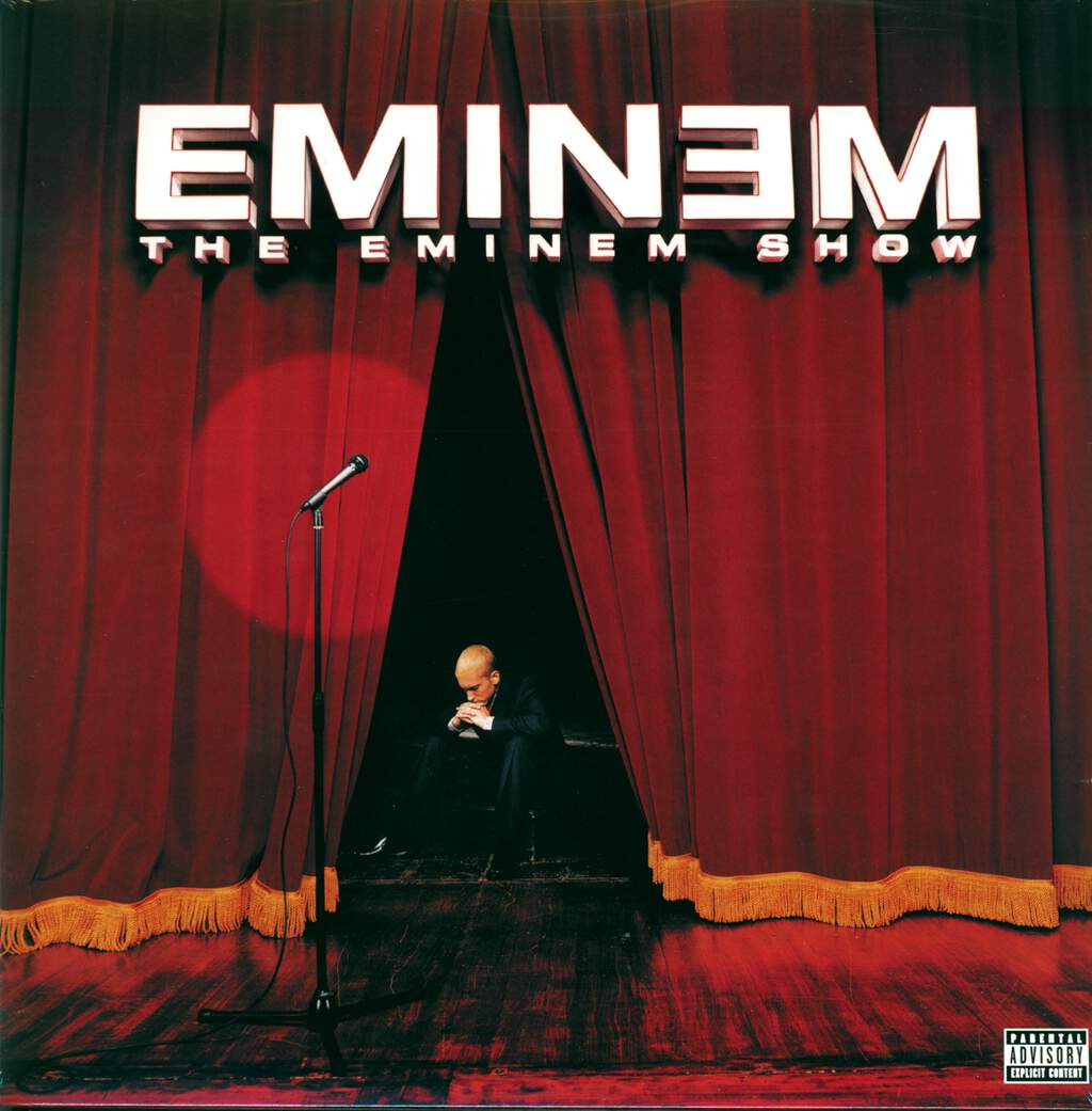 Eminem: The Eminem Show, LP (Vinyl)