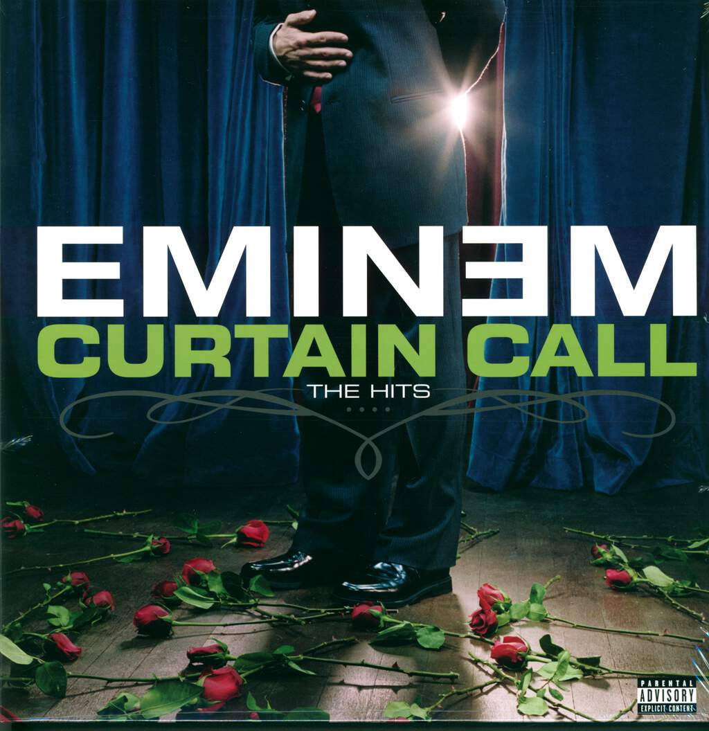 Eminem: Curtain Call (The Hits), LP (Vinyl)