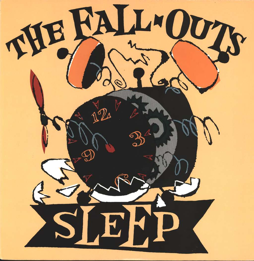 The Fall-Outs: Sleep, LP (Vinyl)