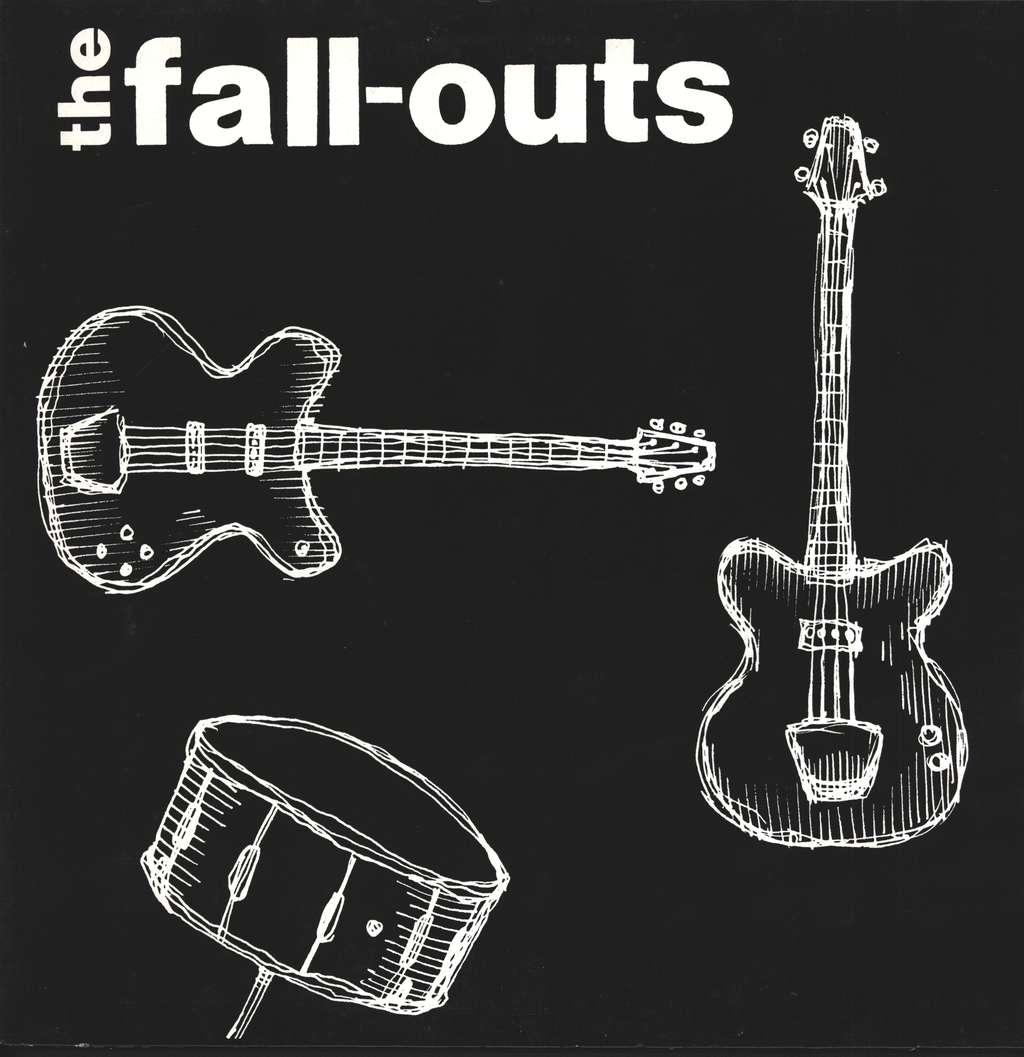 The Fall-Outs: The Fall-Outs LP, LP (Vinyl)