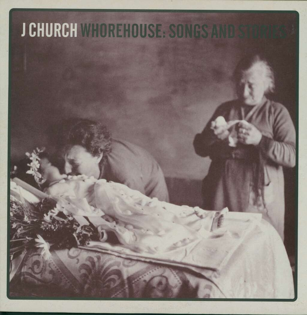 J Church: Whorehouse: Songs And Stories, LP (Vinyl)