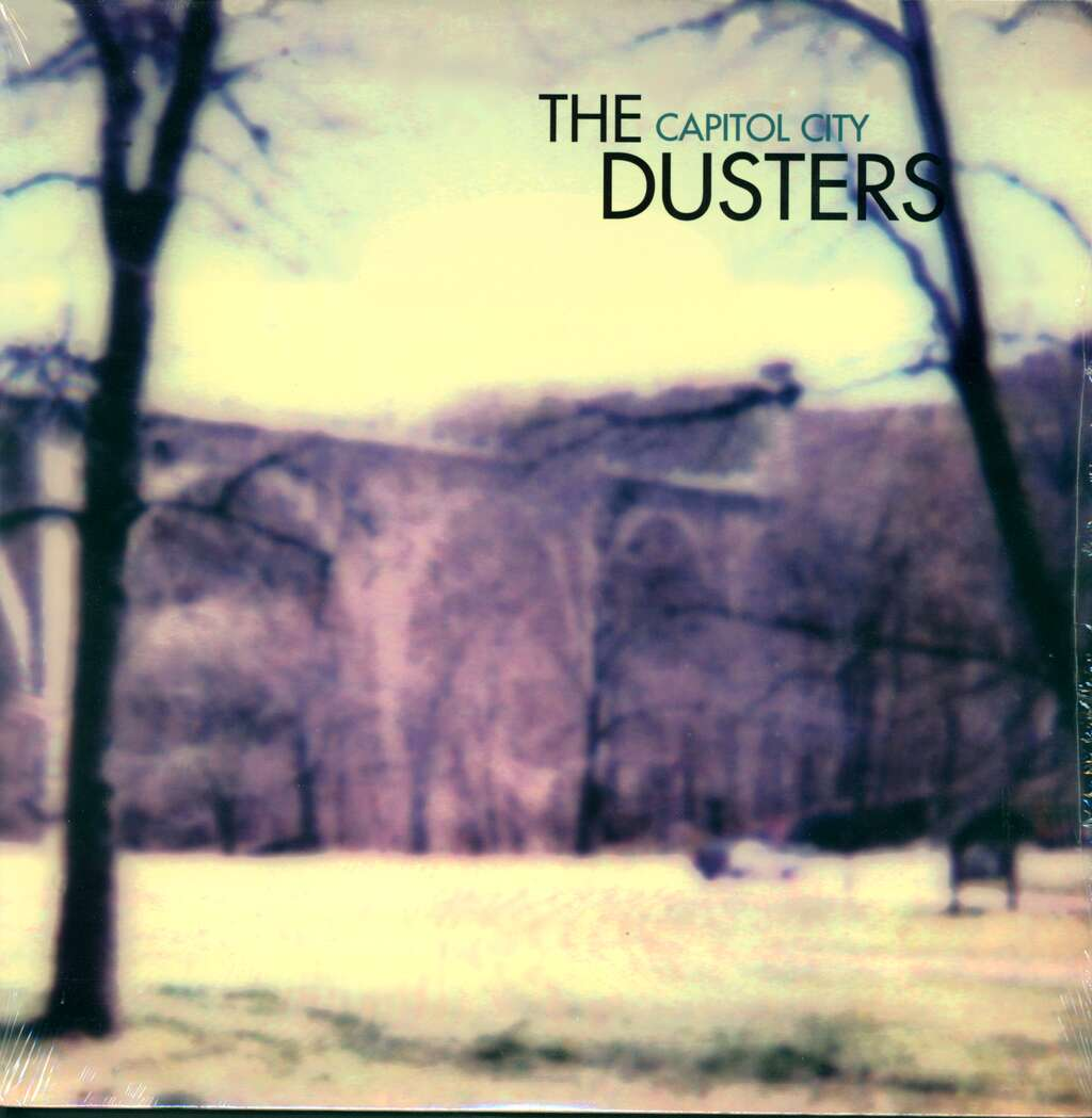 The Capitol City Dusters: Rock Creek, LP (Vinyl)