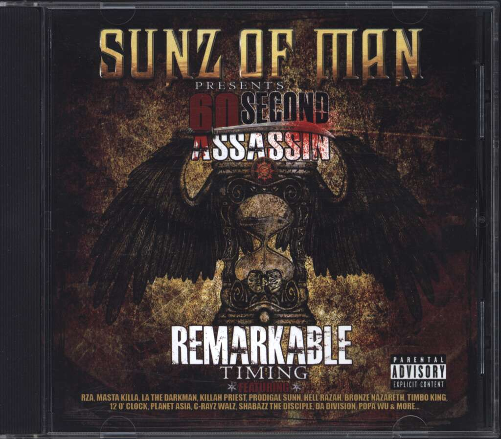 Sunz Of Man: Remarkable Timing, CD