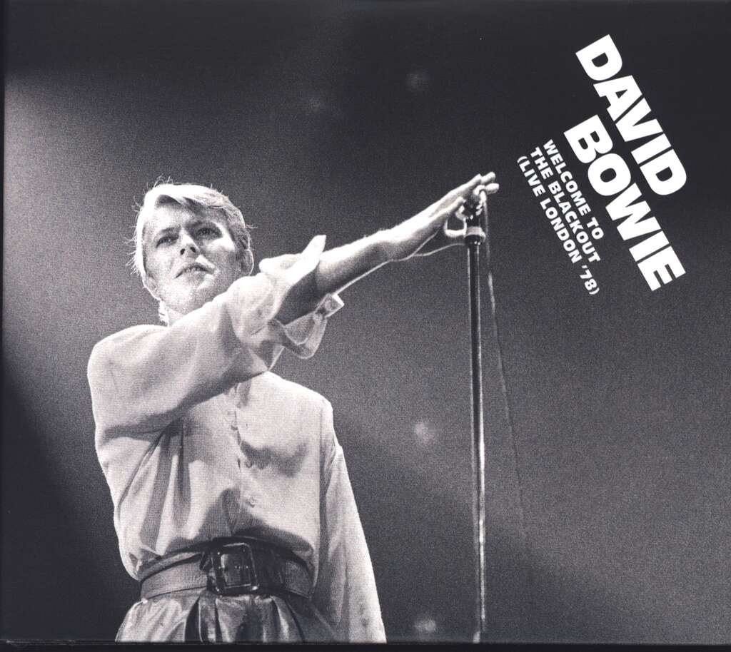 David Bowie: Welcome To The Blackout (Live London '78), 2×CD